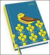 Cover-Bild zu Taschenkalender »I like Birds« 2022 - Von Stuart Cox - Terminplaner mit Wochenkalendarium - Format 11,3 x 16,3 cm