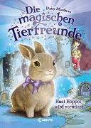 Cover-Bild zu Meadows, Daisy: Die magischen Tierfreunde (Band 1) - Hasi Hoppel wird vermisst