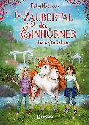 Cover-Bild zu Meadows, Daisy: Im Zaubertal der Einhörner (Band 1) - Feuerfünkchen (eBook)