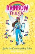 Cover-Bild zu Meadows, Daisy: Jayda the Snowboarding Fairy (eBook)