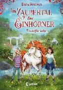 Cover-Bild zu Meadows, Daisy: Im Zaubertal der Einhörner (Band 1) - Feuerfünkchen