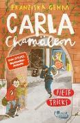 Cover-Bild zu Gehm, Franziska: Carla Chamäleon: Fiese Tricks (eBook)