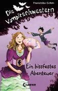 Cover-Bild zu Gehm, Franziska: Die Vampirschwestern (Band 2) - Ein bissfestes Abenteuer