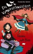 Cover-Bild zu Gehm, Franziska: Die Vampirschwestern (Band 5) - Ferien mit Biss