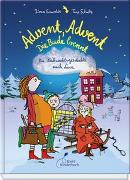 Cover-Bild zu Einwohlt, Ilona: Advent, Advent, die Bude brennt