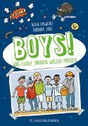 Cover-Bild zu Einwohlt, Ilona: Boys!