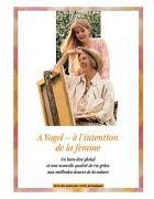 Cover-Bild zu A. Vogel - à l'intention de la femme