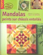 Cover-Bild zu Mandalas peints sur châssis entoilés