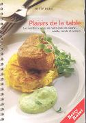 Cover-Bild zu Plaisirs de la table