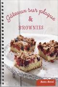 Cover-Bild zu Gàteaux sur plaque & brownies