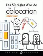 Cover-Bild zu Les 50 règles d'or de la colocation