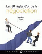Cover-Bild zu Les 50 règles d'or de la négociation