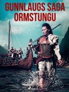 Cover-Bild zu Gunnlaugs saga ormstungu (eBook)