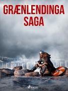 Cover-Bild zu Graenlendinga saga (eBook)
