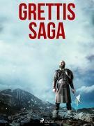 Cover-Bild zu Grettis saga (eBook)