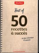 Cover-Bild zu 50 recettes à succès - Les plus recherchées et cuisinées