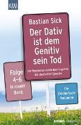 Cover-Bild zu Der Dativ ist dem Genitiv sein Tod Folge 4-6