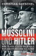 Cover-Bild zu Mussolini und Hitler