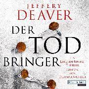 Cover-Bild zu Der Todbringer (Audio Download) von Deaver, Jeffery
