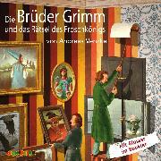 Cover-Bild zu Die Brüder Grimm und das Rätsel des Froschkönigs (Audio Download) von Venzke, Andreas