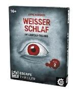 Cover-Bild zu 50 Clues - Weisser Schlaf