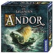 Cover-Bild zu Die Legenden von Andor - Die Reise in den Norden