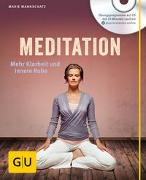 Cover-Bild zu Meditation (mit Audio-CD) von Mannschatz, Marie