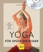 Cover-Bild zu Yoga für Späteinsteiger (mit DVD) von Wittstamm, Willem