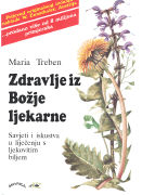 Cover-Bild zu Zdravlje iz Bozje ljekarne von Treben, Maria