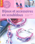 Cover-Bild zu Bijoux et accessories en scoubidous