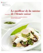 Cover-Bild zu Le meilleur de la cuisine de l`armée suisse