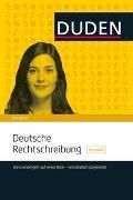 Cover-Bild zu DUDEN - Deutsche Rechtschreibung kompakt von Stang, Christian