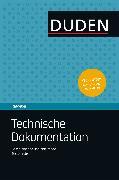 Cover-Bild zu Duden Ratgeber - Technische Dokumentation (eBook) von Schlenkhoff, Andreas
