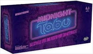 Cover-Bild zu Tabu Midnight