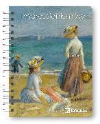 Cover-Bild zu Impressionism 2022 - Diary - Buchkalender - Taschenkalender - Kunstkalender - 16,5x21,6