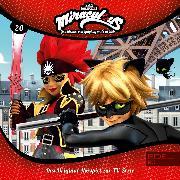 Cover-Bild zu Folge 20: Zombizou / Captain Hardrock (Das Original-Hörspiel zur TV-Serie) (Audio Download) von Giersch, Marcus