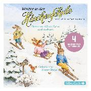 Cover-Bild zu Winter in der Häschenschule, Musik in der Häschenschule, Lampes Wochenende, Schnuckihas und Miezemau (Audio Download) von Sixtus, Albert