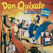 Cover-Bild zu Don Quixote, Folge 2: Der Kampf mit dem Schlauch Rotwein (Audio Download) von Cervantes, Miguel de