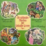 Cover-Bild zu Die schönsten Märchen der Gebrüder Grimm, Folge 2 (Audio Download) von Grimm, Gebrüder