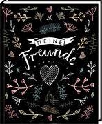 Cover-Bild zu Freundebuch - Handlettering - Meine Freunde
