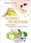 Cover-Bild zu Gesundes für mein Baby von Mathis, Nadja