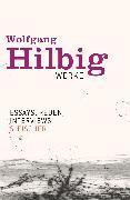 Cover-Bild zu Werke, Band 7: Essays, Reden, Interviews von Hilbig, Wolfgang