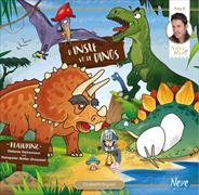 Cover-Bild zu NILO's Märli 08. D Insle vo de Dinos von Neve, Danilo