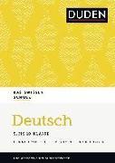 Cover-Bild zu Basiswissen Schule - Deutsch 5. bis 10. Klasse von Langermann, Detlef
