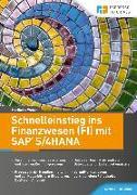 Cover-Bild zu Schnelleinstieg ins Finanzwesen (FI) mit SAP S/4HANA von Weber, Karlheinz