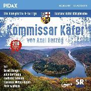 Cover-Bild zu Kommissar Käfer (Audio Download) von Herzog, Axel