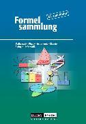 Cover-Bild zu Duden Formelsammlung bis zum Abitur. Mathematik - Physik - Astronomie - Chemie - Biologie - Informatik von Becker, Frank-Michael