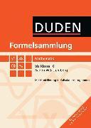 Cover-Bild zu Mathematik. Formelsammlung von Gramm, Andreas