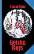 Cover-Bild zu Geisha Boys (eBook) von Jones, Hentai