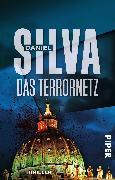 Cover-Bild zu Das Terrornetz von Silva, Daniel